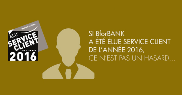 BforBank : Avis service client